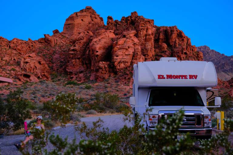 Arch Rock Campingplatz