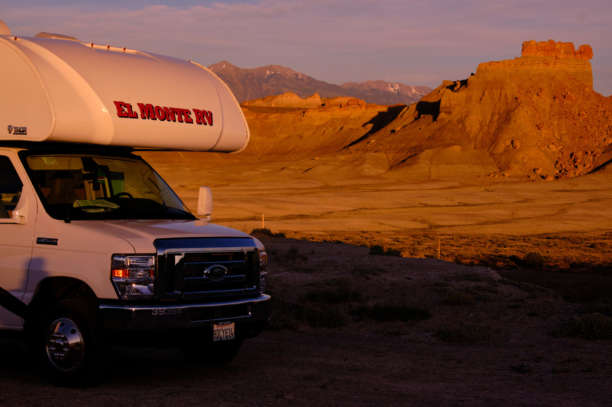 A Night In The Desert