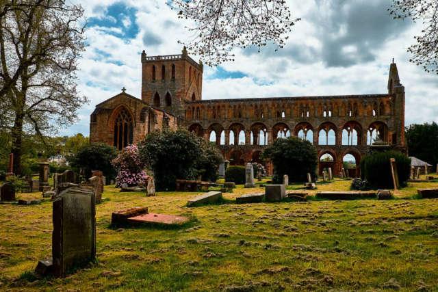 Jedburgh Abbey