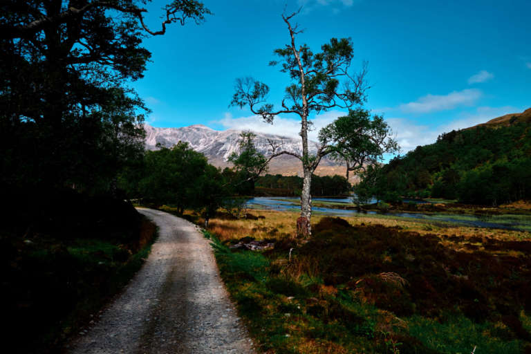 Loch Clair And Loch Coulin Hike