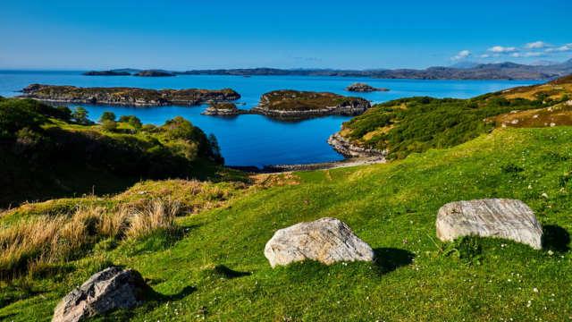 Scotland's Beautiful West Coast