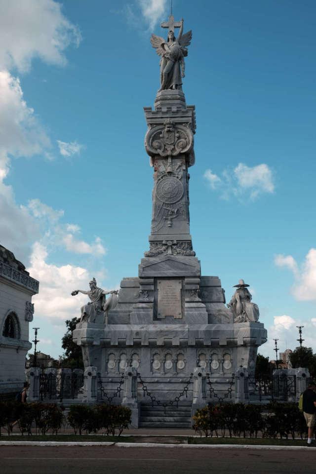 Cementerio Cristóbal Colón