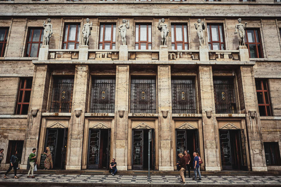 Öffentliche Stadtbibliothek