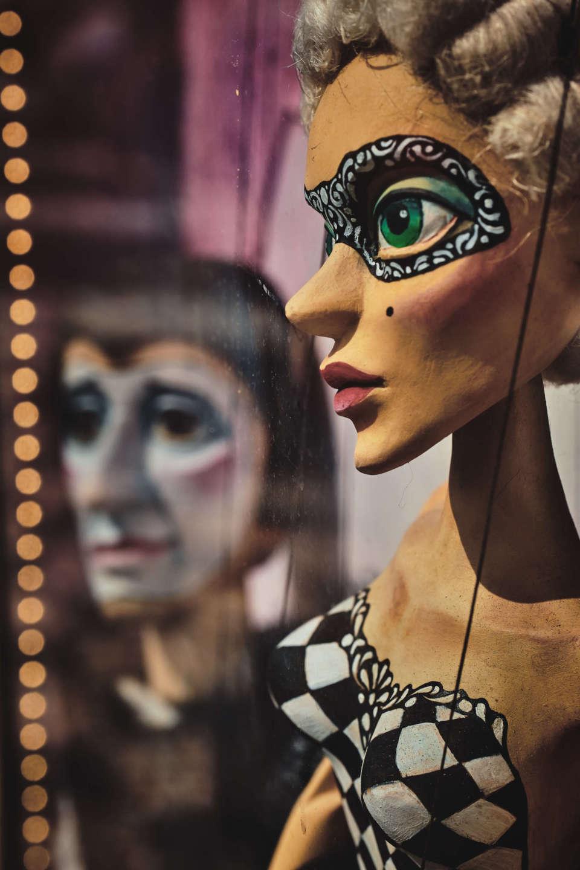 Böhmische Marionetten