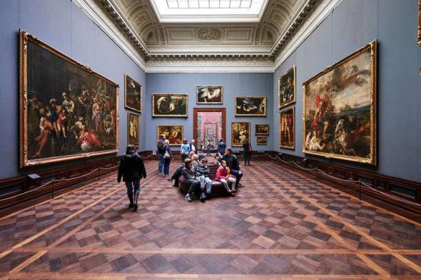 Dresdner Gemäldegalerie