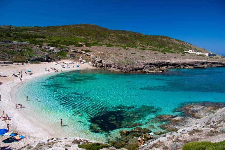 Spiaggia E Cala Dell'argentiera