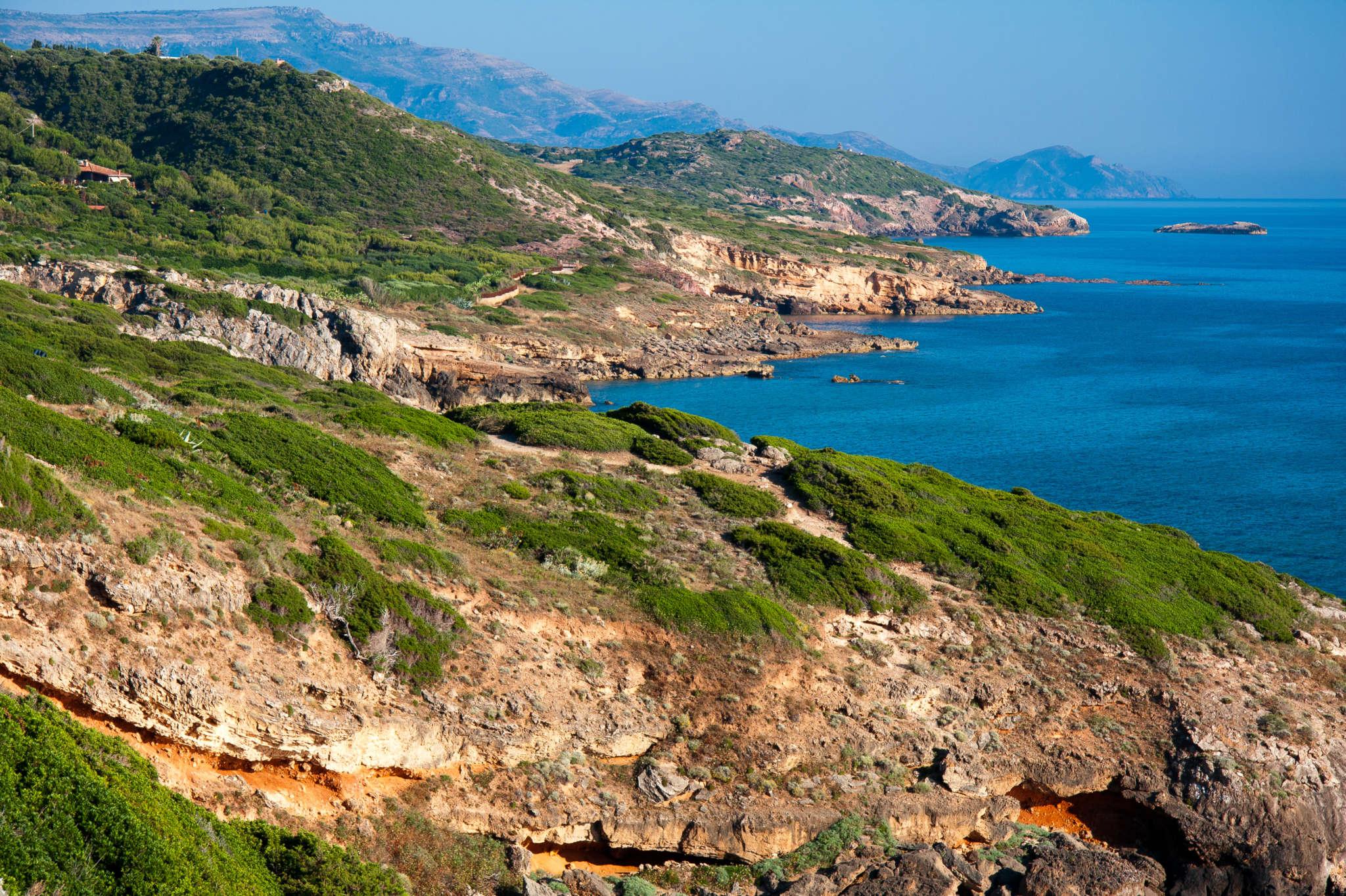 Küste Bei Algehro